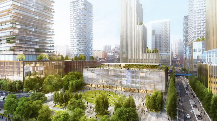 Schuylkill Yards Development