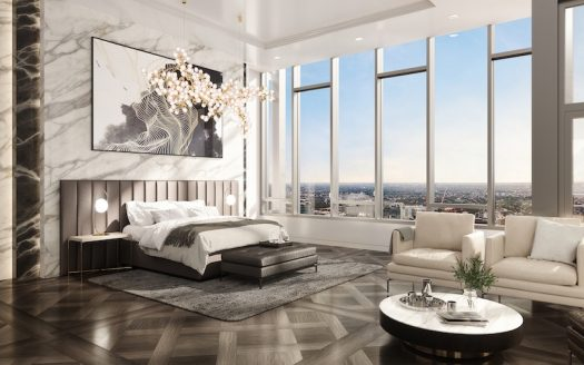 The Laurel's $25M Penthouse Sets a New Price Record